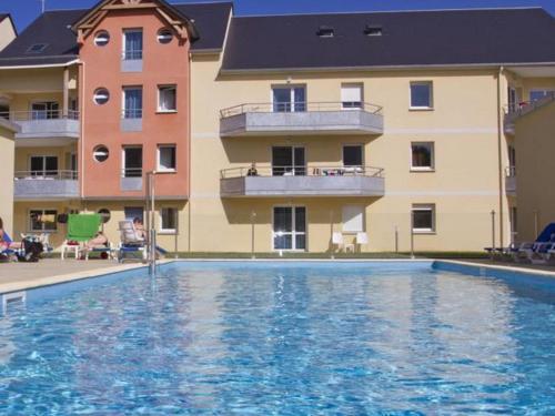 Apartment Adonis Grandcamp / Studio : Apartment near Monfréville