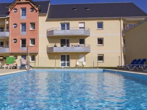 Apartment Adonis Grandcamp / T3 : Apartment near Cricqueville-en-Bessin