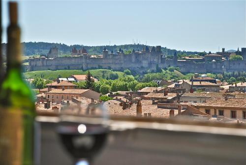 Mistral Apartment : Apartment near Carcassonne