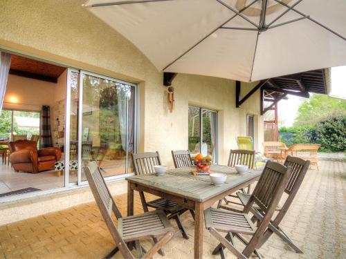 Holiday Home Bernadon : Guest accommodation near Labenne