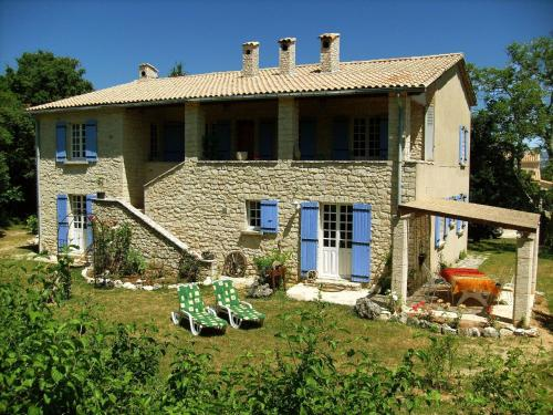 Ferienhaus La Rostane - [#71447] : Apartment near Revest-du-Bion