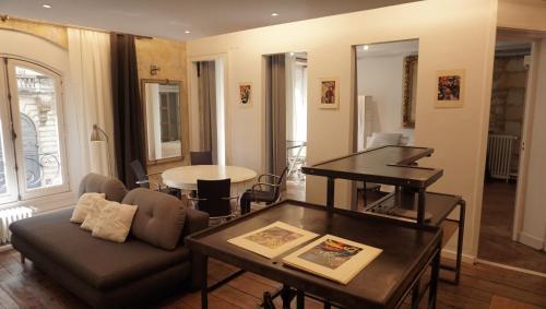 L'appartement du 5 : Apartment near Bordeaux