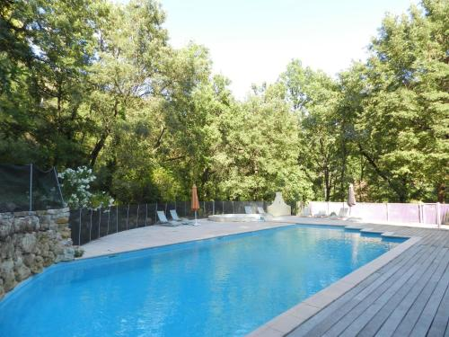 Holiday Home Domaine du Dragon.4 : Guest accommodation near Châteaudouble