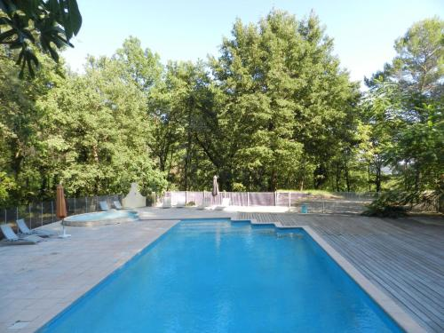 Holiday Home Domaine du Dragon.3 : Guest accommodation near Châteaudouble