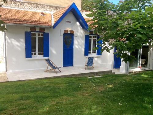 Holiday Home DOMREMY : Guest accommodation near Saint-Palais-sur-Mer