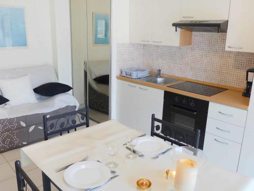 Apartment KARUKERA : Apartment near Canet-en-Roussillon