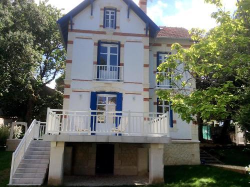 Holiday Home Jeanne d'Arc : Guest accommodation near Saint-Palais-sur-Mer