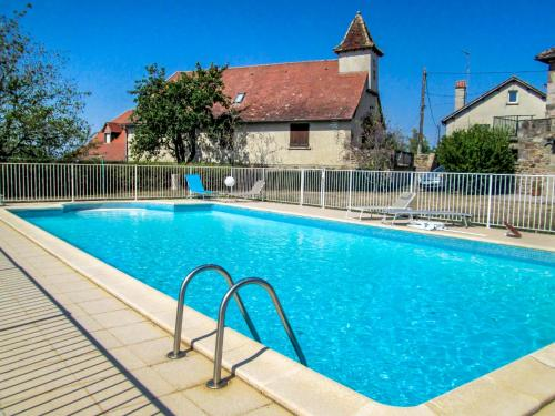 Holiday Home La Grange : Guest accommodation near Frayssinhes