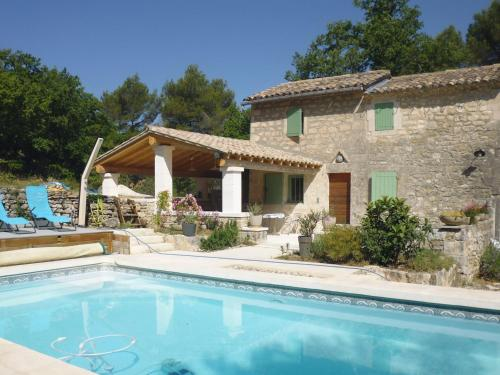 Holiday Home Le Bastidon : Guest accommodation near Oppède