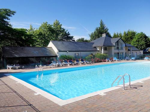 Holiday Home Les Cottages du Golf.3 : Guest accommodation near Erdeven
