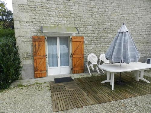 la maison du parc : Guest accommodation near Mandres-en-Barrois