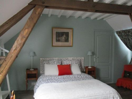 Le Cèdre - B&B : Bed and Breakfast near Saint-Aubin-sous-Erquery
