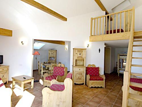 Apartment Rochebrune.5 : Apartment near Champoléon
