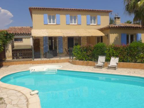 Holiday Home Villa DIAU : Guest accommodation near Saint-Cyr-sur-Mer