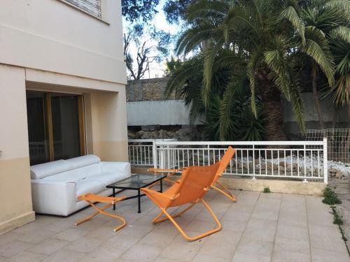 Chevreuse : Apartment near Cannes