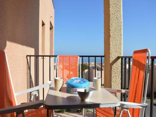 Apartment Mediterranee 4 : Apartment near Fleury