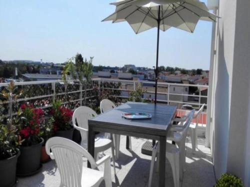 Apartment Le garneray : Apartment near Bourgneuf