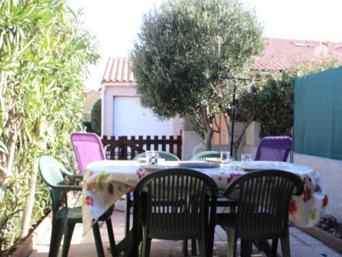 House Lagon bleu pn : Apartment near Sigean