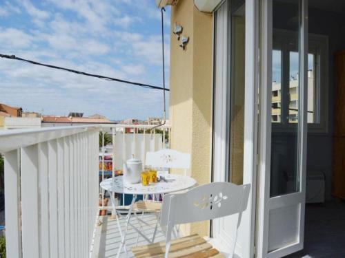 Apartment Port blanc 1 : Apartment near Narbonne