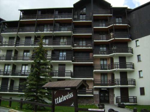 Apartment Edelweiss : Apartment near Saint-Crépin