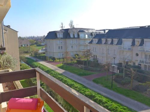 Apartment Le Sporting.9 : Apartment near Périers-en-Auge