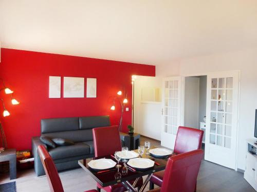 Apartment Baccara : Apartment near Deauville