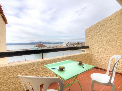 Apartment Guadeloupe.2 : Apartment near Le Barcarès