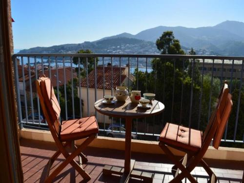 Apartment Roches blanches 1 : Apartment near Banyuls-sur-Mer