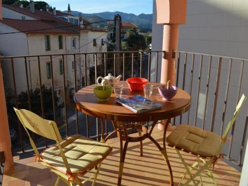 Apartment Front de mer : Apartment near Banyuls-sur-Mer