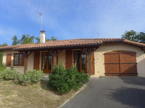 Holiday Home Les Vignes Océanes : Guest accommodation near Labenne