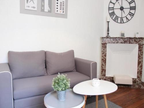 Apartment Centre ville 4 : Apartment near La Rochelle