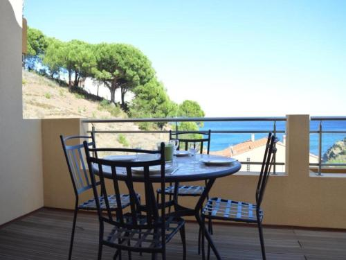 Apartment Eden roc : Apartment near Banyuls-sur-Mer
