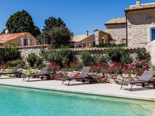 Holiday Home Aubignane La bergerie de Panturle : Guest accommodation near Saumane
