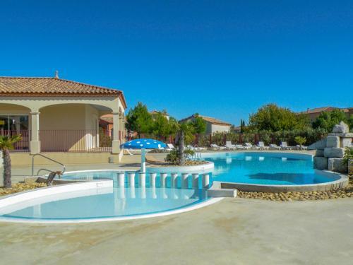 Holiday Home Les Hauts du Lac - Port Minervois : Guest accommodation near Argens-Minervois