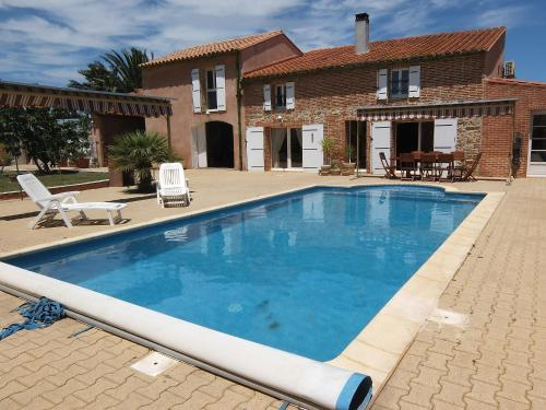 Holiday Home Mas Santalò : Guest accommodation near Saleilles