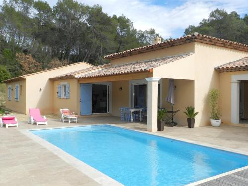 Villa L'Oliveraie : Guest accommodation near Flayosc
