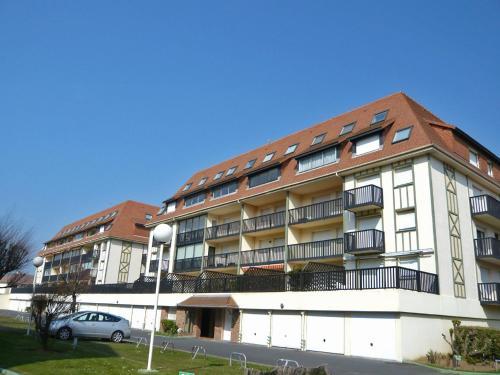Apartment Le Deauville : Apartment near Auberville