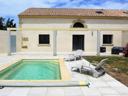 Holiday Home La Bergerie : Guest accommodation near Lespignan