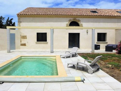 Holiday Home La Bergerie : Guest accommodation near Nissan-lez-Enserune