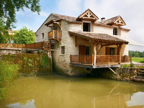 Holiday Home Moulin de Rabine : Guest accommodation near Laussou