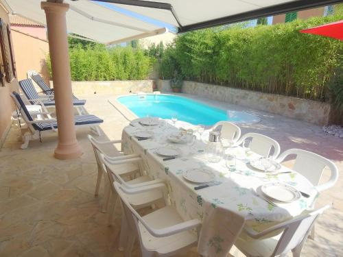 Holiday Home Bastide de St Antoine : Guest accommodation near Cogolin