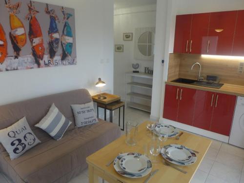 Apartment CARIOCA : Apartment near Canet-en-Roussillon