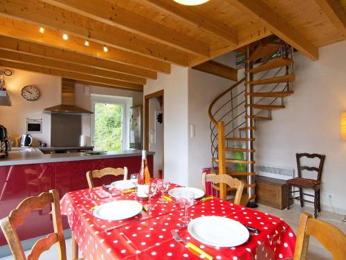 Holiday Home Courdiec : Guest accommodation near Plouharnel