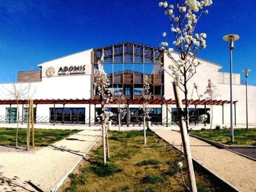 Apartment Adonis Aix en Provence.1 : Apartment near Éguilles