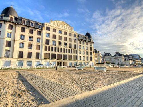 Apartment Trouville Palace.2 : Apartment near Trouville-sur-Mer