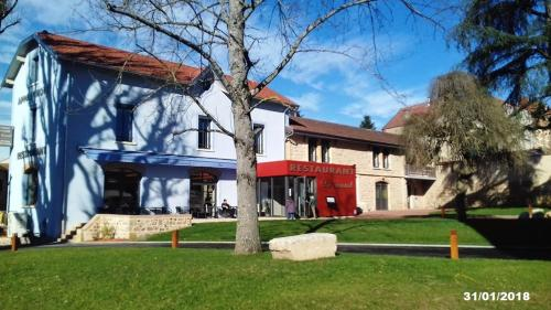 Appart'Hotel Parc Johan : Guest accommodation near Saint-Julien-de-Jonzy