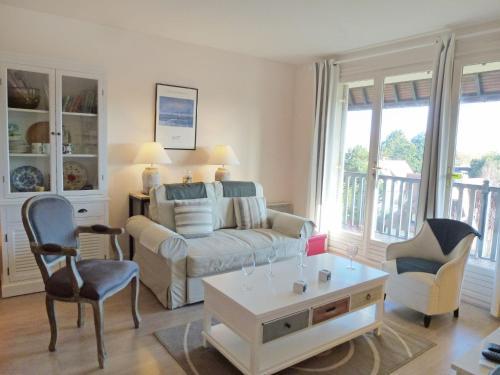 Apartment Eden Park : Apartment near Tourgéville