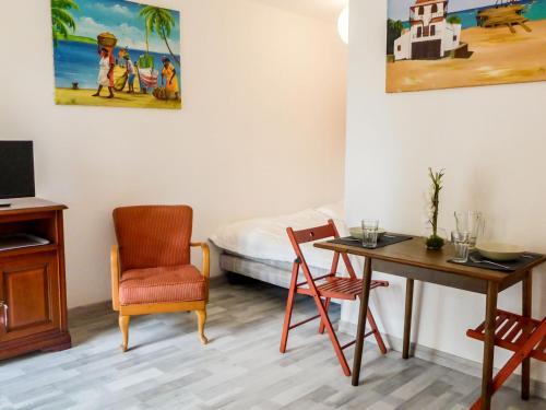 Apartment Le Garden.7 : Apartment near Périers-en-Auge