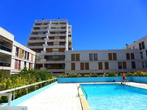 Apartment Chéops.2 : Apartment near La Grande-Motte