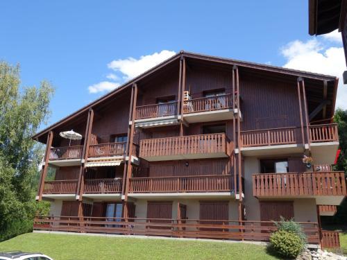 Apartment La Coupe de Cristal : Apartment near Passy